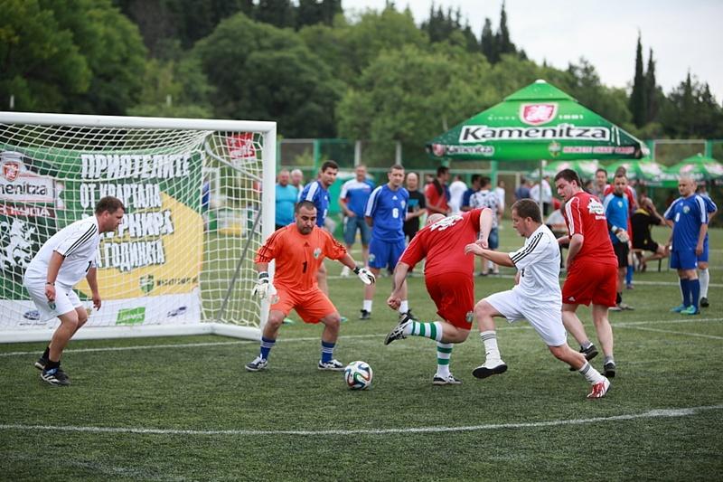 Плевенчани влизат в битка за финалите на Kamenitza Фен Купа 2014