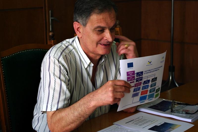 Вече е факт Концепцията за пространствено развитие на община Плевен 2014-2025 г