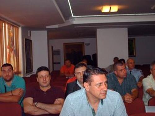 Плевен бе домакин на регионална информационна среща на тема «Новият полицейски лидер»