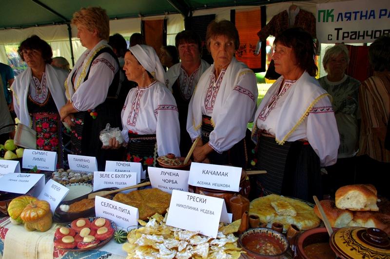 Асеново е домакин на четвъртия фестивал на банатските вкусотии