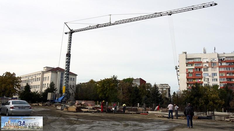 Проф. Славчо Томов: Няма пречка пред строежа на сградата на Факултета по фармация
