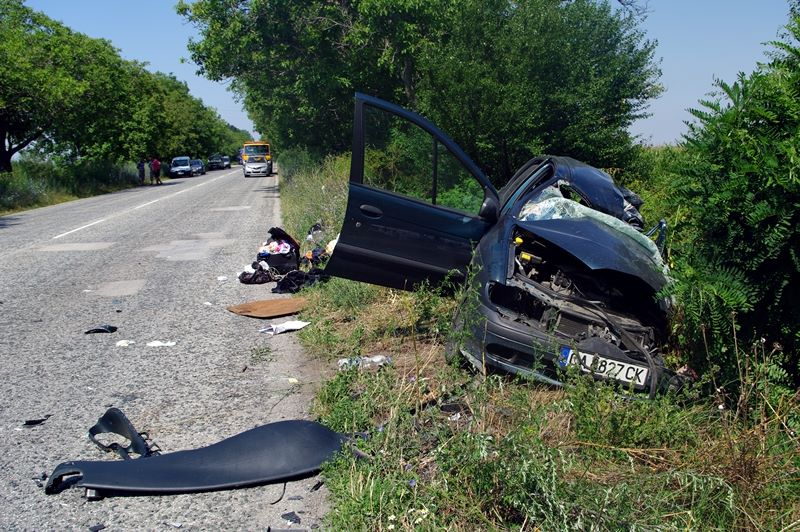 23 загинали и 126 ранени за 10 месеца по пътищата в Плевенско