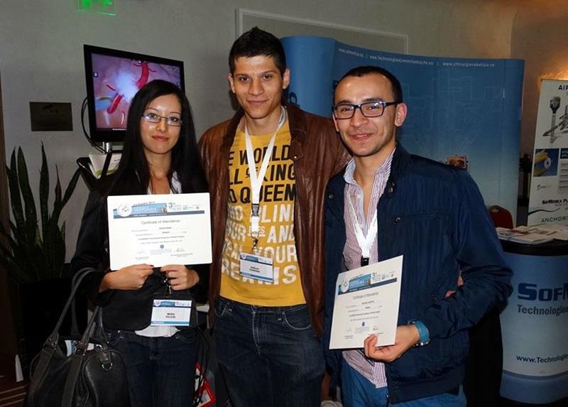 Студент от МУ-Плевен разби конкуренцията в състезание на тренировъчен симулатор