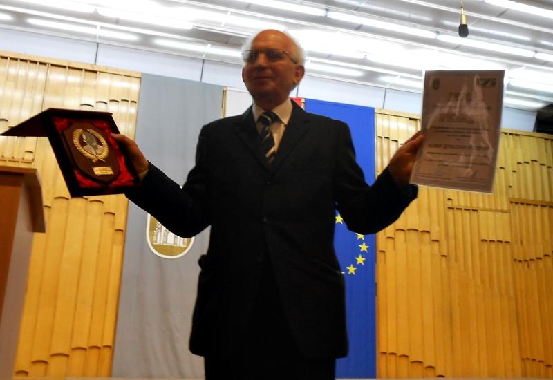 """Илия Петров е тазгодишният носител на наградата """"Акад. Юрдан Трифонов"""""""