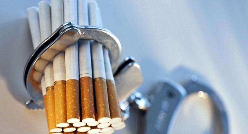 Полицията в Плевен иззе 2110 кутии цигари без бандерол при претърсване на гараж