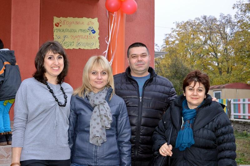Център за социална рехабилитация и интеграция на името на Свети Мина откриха в Пордим