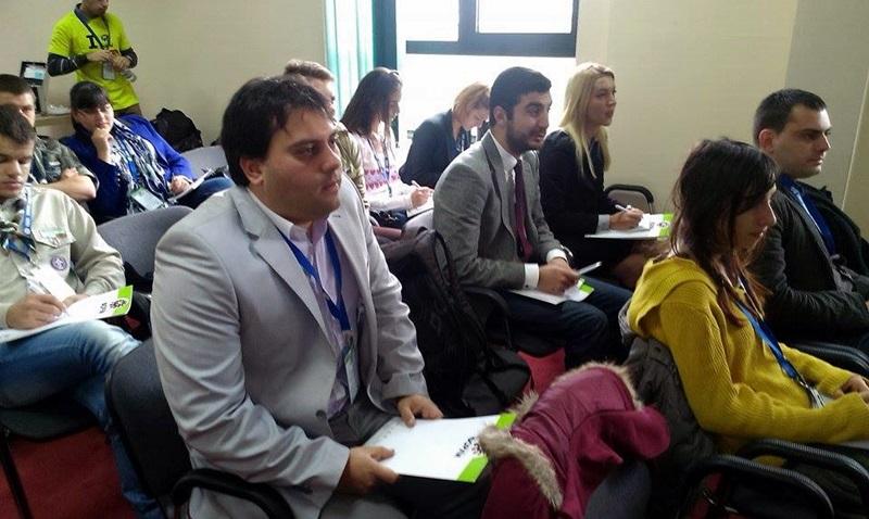 Млади лидери се обучаваха как се прилагат европейски програми в образователната ни система