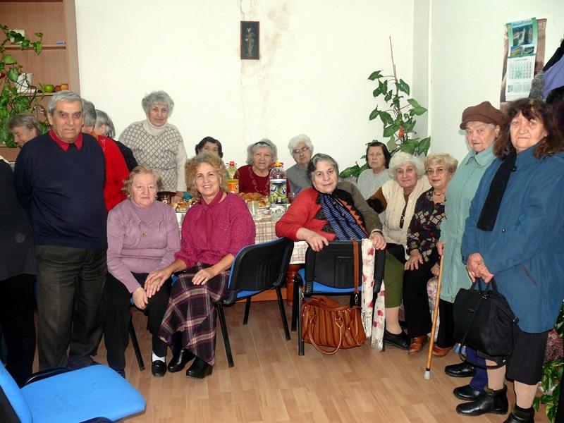 Деня на християнското семейство отбелязаха в Дневния център за хора с увредено здраве в Левски