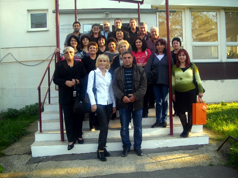 Делегация от Гулянци участва в културно-образователна програма в Будапеща и Братислава