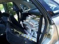Близо 500 кутии цигари без бандерол иззе Полицията в Петърница