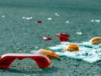 Подпийнал шофьор катастрофира между селата Деков и Бяла вода