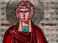 Днес църквата почита мъченика Трифон. Кой ще черпи за имен ден?