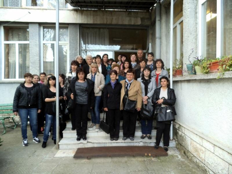 В Гулянци учредиха общинска структура на Жени ГЕРБ