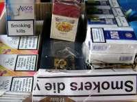 Близо 100 кутии цигари без бандерол и 9 кила тютюн откриха в магазин в Горни Дъбник