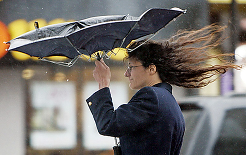 И утре Плевен е под жълт код за бурен вятър
