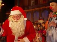 """Посрещаме Дядо Коледа в петък в 17.30 ч. на площад """"Възраждане"""""""