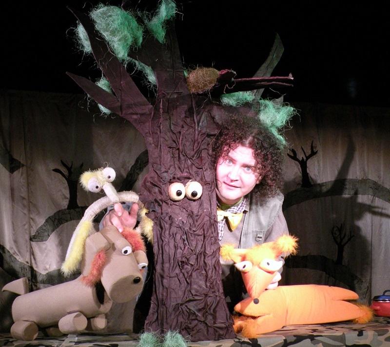 И тази събота – безплатен куклен театър в Панорама мол Плевен!