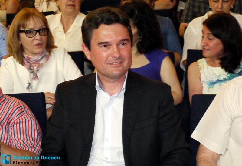 Зеленогорски: Няма причина кандидатурата на Георг Спартански да не бъде подкрепена от много партии