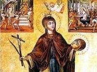На 26 юли почитаме паметта на Света Параскева Римлянка