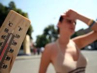 Област Плевен днес е с жълт код за горещо време