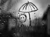 Оранжев код за валежи и силен вятър е в сила за днес в Плевенска област!