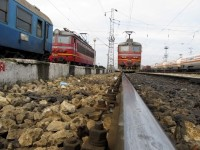 Шофьор пострада при сблъсък между камион и влак, движещ се по направлението Ловеч – Левски