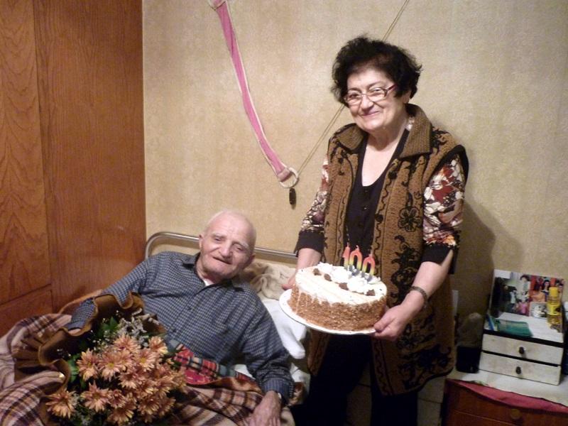 100letnik levski