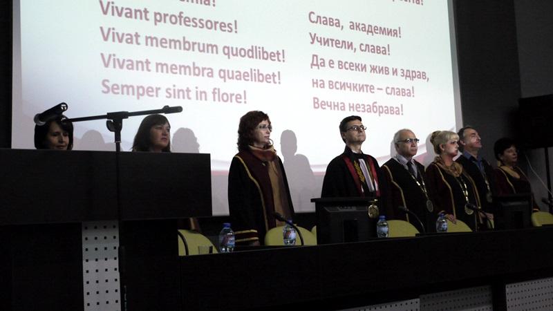 446 първокурсници посрещнаха в Медицински университет – Плевен /снимки/