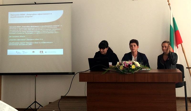 В Кнежа представиха проекта за енергийна ефективност на местната болница