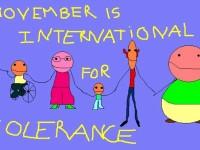 16 ноември – Международен ден на толерантността