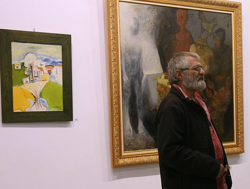 Петко Петков с юбилейна изложба в Артцентър Плевен. Вижте я! Струва си! – фото-галерия