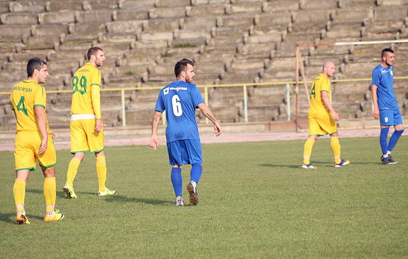 Спартак победи Добруджа с 2:1 – фото-галерия