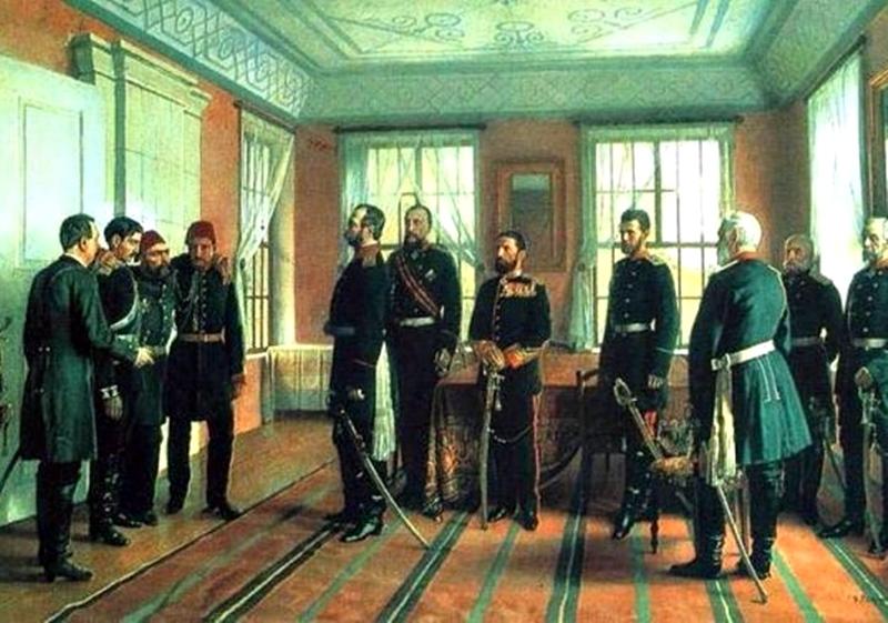 На днешната дата през 1877-а: Императорът връща сабята на Осман паша