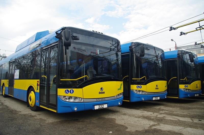 """Затварят кръстовището на """"Христо Ботев"""" и """"Сан Стефано"""", ето как се движат тролеите днес"""