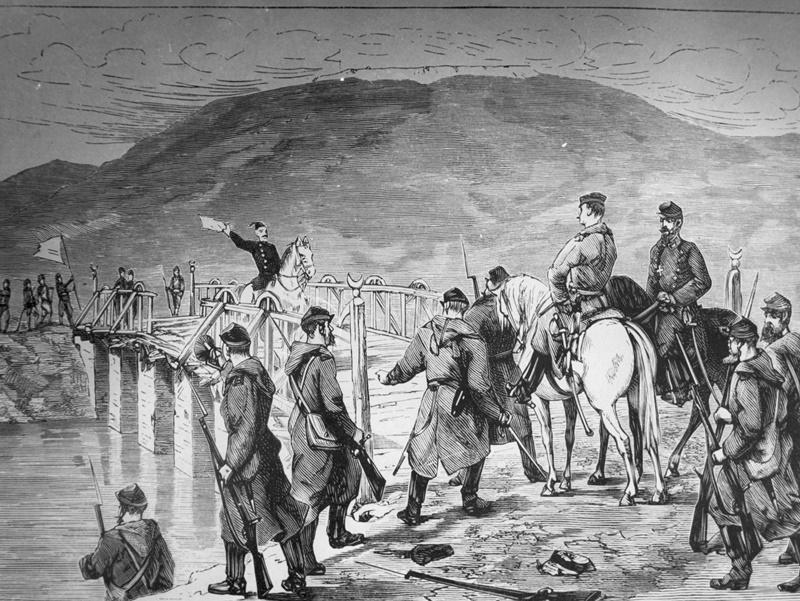 Любопитно, по повод 10 декември! Планът за пробив на Осман паша