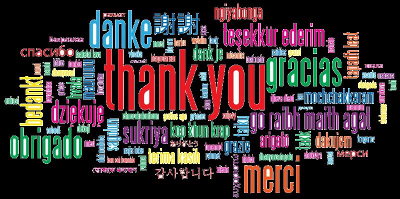 """11 януари – Световен ден на думата """"Благодаря!"""""""