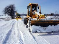 Област Плевен има готовност за зимното почистване