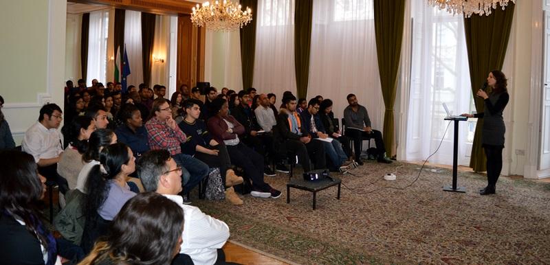 Рекорден брой новоприети чуждестранни студенти очаква в началото на февруари МУ-Плевен