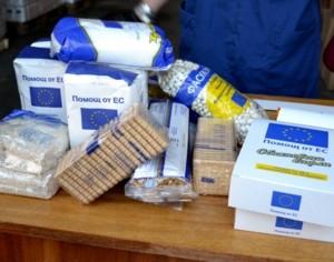 От днес БЧК – Плевен раздава хранителни продукти на нуждаещи се