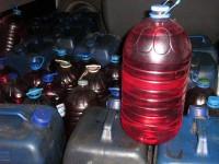 Иззеха над 250 литра гориво без документи от дома на 42-годишен в Обнова