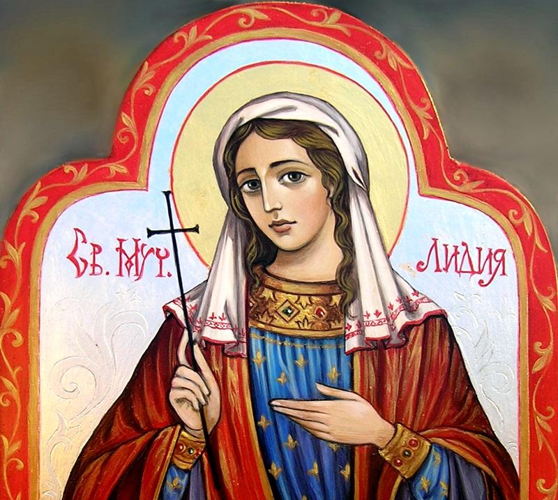 Почитаме Света Лидия – първата християнка в Европа