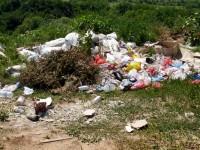 40 000 лева е струвало на Община Плевен почистването на нерегламентирани сметища през март