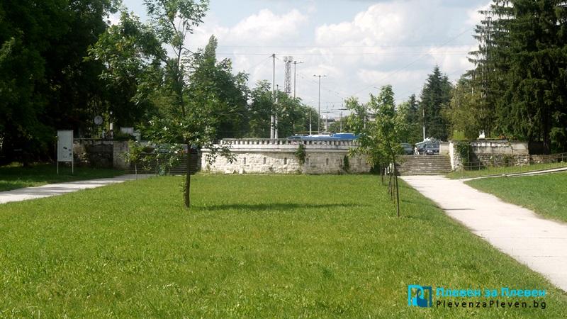 Още актове за разходки по паркове и градинки в област Плевен