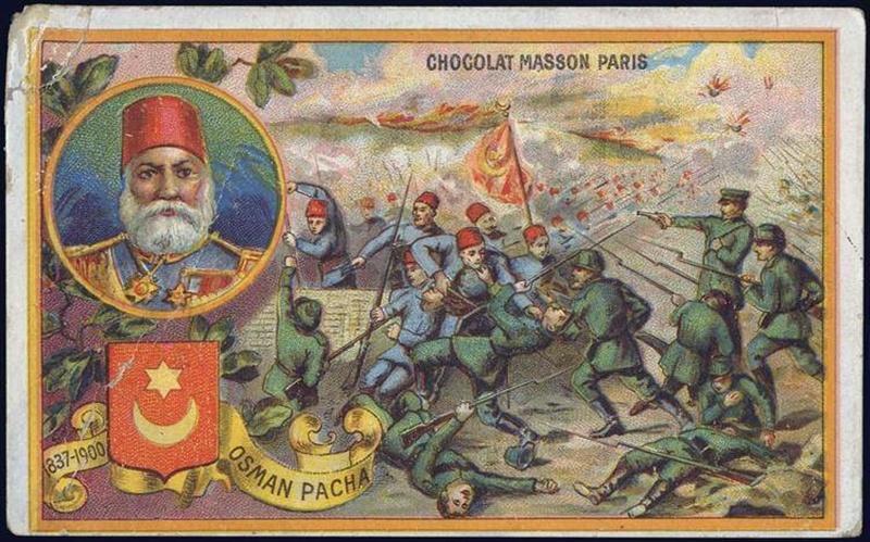 19 юли 1877 г.: Осман паша влиза в Плевен