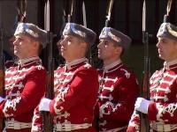 12 юли – Празник на Националната гвардейска част