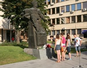 В Плевен отбелязваме 181 години от рождението на Левски