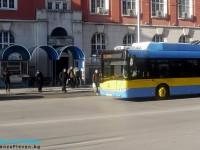 """Увеличение в броя на пътниците отчита """"Тролейбусен транспорт"""", най-често на тролей се качват пенсионерите"""