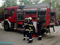 "51-годишен пострада при пожар в ""Дружба"""
