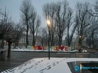 Нови валежи от сняг и едва 1 градус максимална температура утре за Плевен