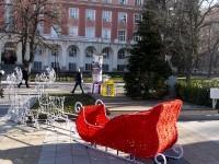 3 градуса ще е днес максималната температура в Плевен, възможни са валежи от сняг